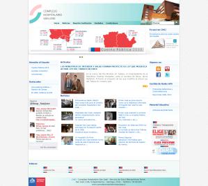Nuevo sitio web Hospital San José