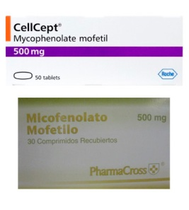 CellCept - Micofenolato Mofetilo