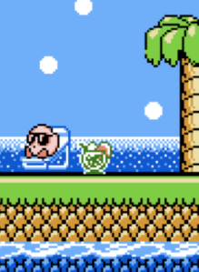 Kirby playero
