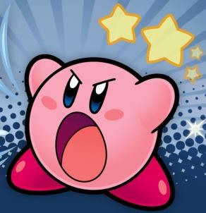 Kirby enojado